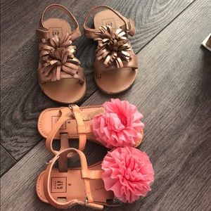 Baby Gap used Sandals (size 6)